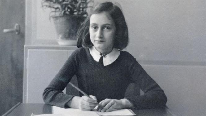 Anne Frank ENFP