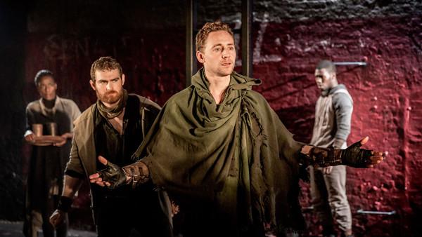 Coriolanus INTJ MBTI Shakespeare