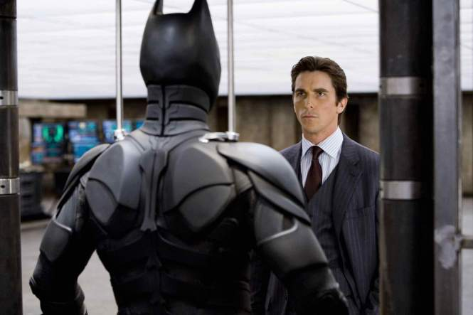 Bruce Wayne INTJ INFJ MBTI