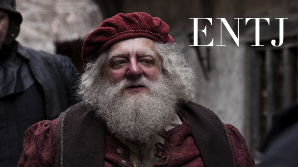 John Falstaff ENTJ | The Hollow Crown MBTI
