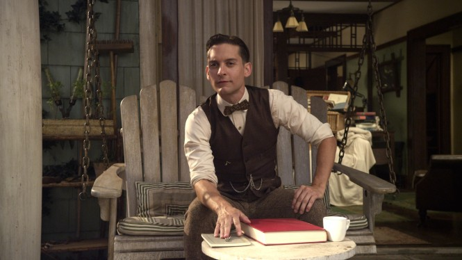 Nick Carraway ISFP | The Great Gatsby MBTI