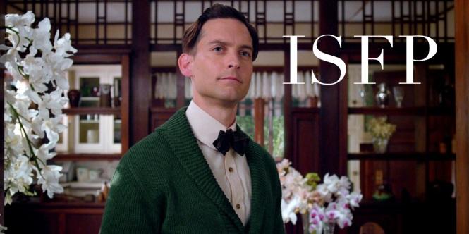 Nick Carraway ISFP   The Great Gatsby MBTI