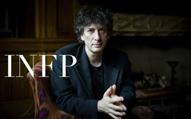 Neil Gaiman INFP