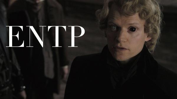 Mr. Teatime ENTP | Discworld Hogfather MBTI