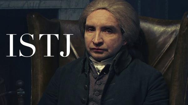 Jonathan Strange and Mr. Norrell ISTJ