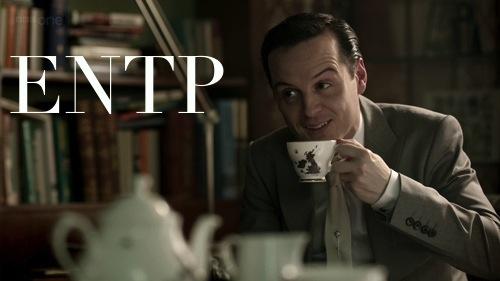 Jim Moriarty ENTP | Sherlock MBTI