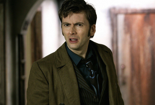 10th Doctor ENFP Doctor Who MBTI