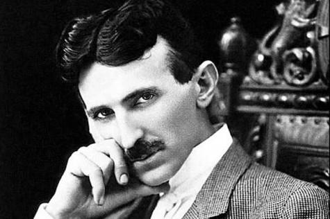 Nikola Tesla INTJ