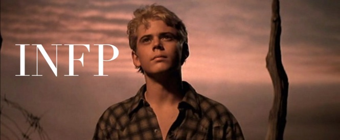Ponyboy Curtis INFP | The Outsiders