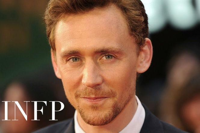 Tom Hiddleston INFP
