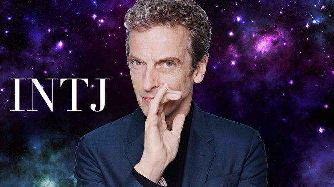 12th Doctor who MBTI INTJ