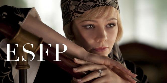Daisy Buchannon ESFP | The Great Gatsby MBTI