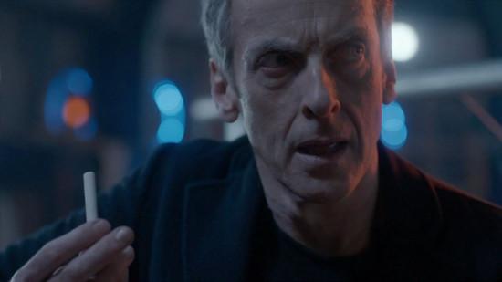 12th Doctor who MBTI INTJ