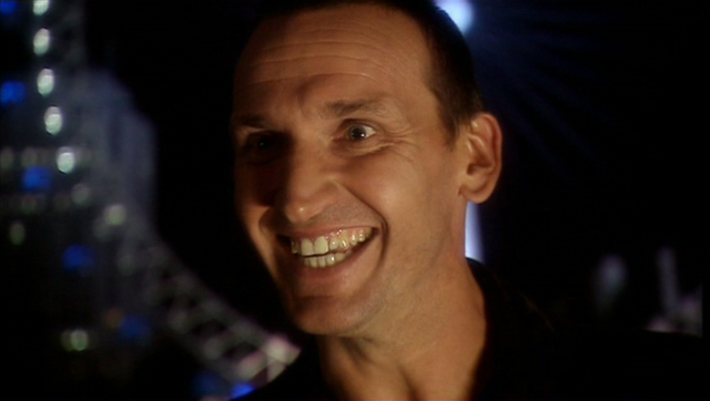 9th Doctor INFP ISTP INTJ MBTI DOCTOR WHO