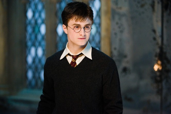 Harry Potter ISFP MBTI