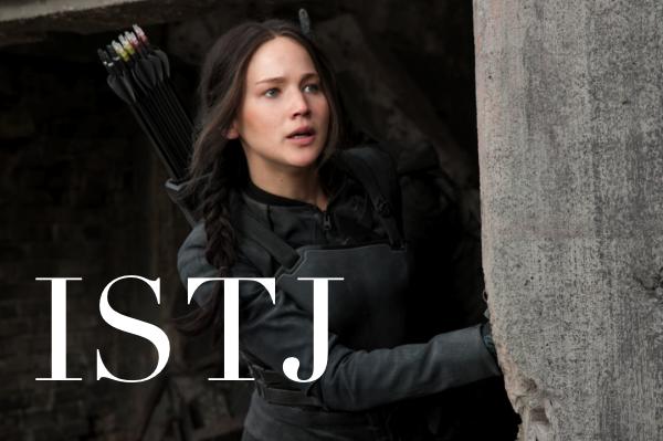 Katniss Everdeen ISTJ | The Hunger Games MBTI