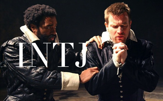 othello shakespeare mbti intj iago