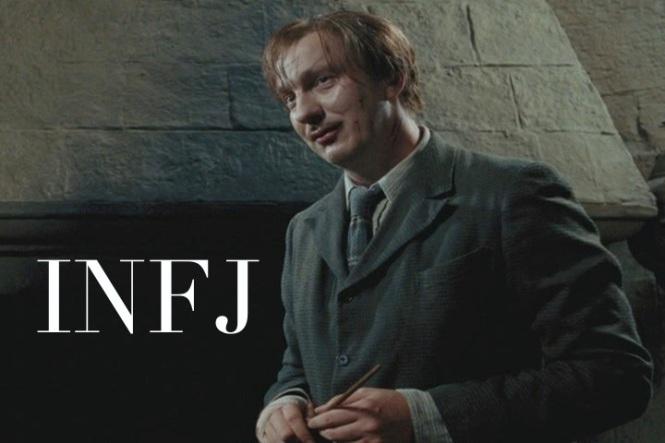 Remus Lupin INFJ | Harry Potter MBTI