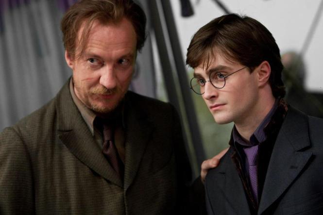 Remus Lupin INFJ   Harry Potter MBTI