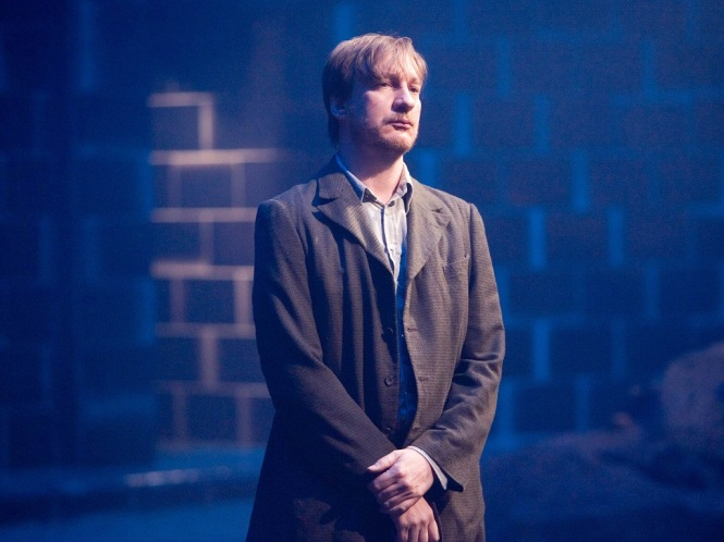 Remus Lupin: INFJ – The Book Addict's Guide to MBTI: