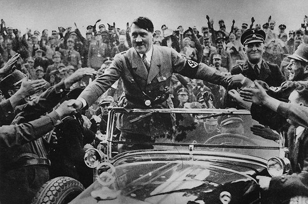 Adolf Hitler INFJ MBTI