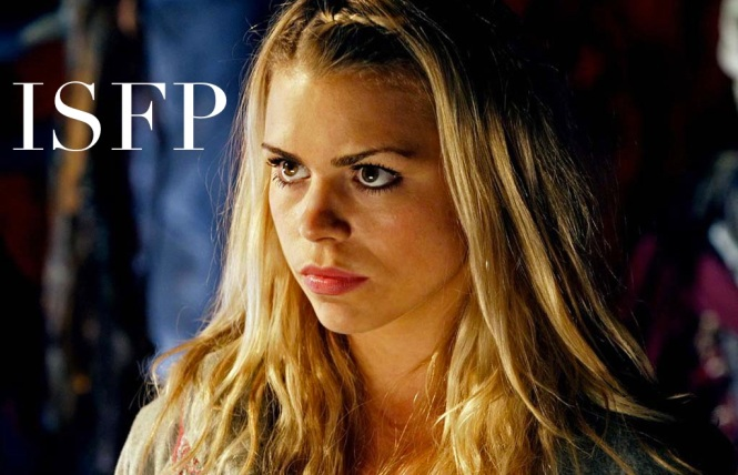Rose Tyler ISFP | Doctor Who MBTI #ISFP