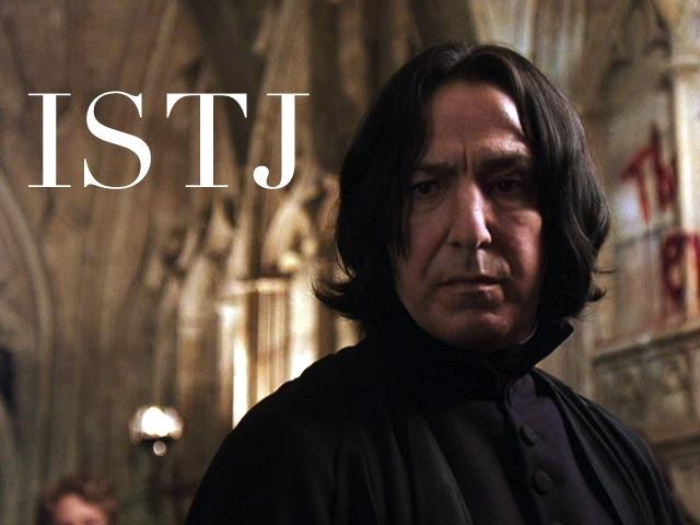 Harry Potter Snap ISTJ MBTI