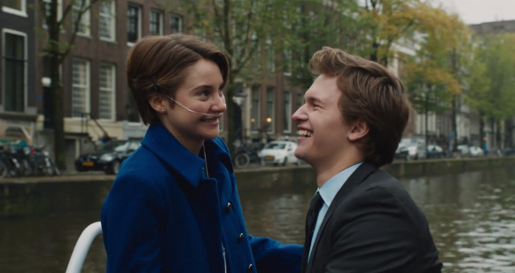 Hazel Grace ISFJ | The Fault in Our Stars MBTI