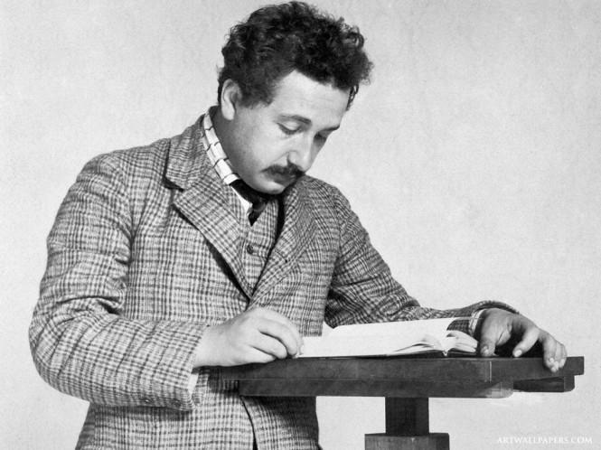 Albert Einstein INFP INTP INTJ MBTI
