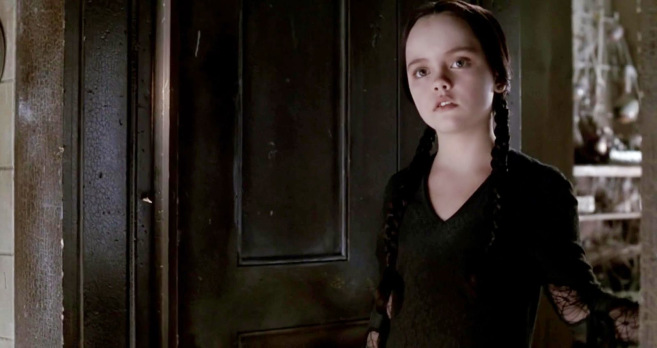 Wednesday Addams INTJ MBTI