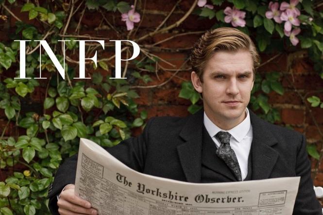 Mathew Crawley INFP Downton Abbey MBTI