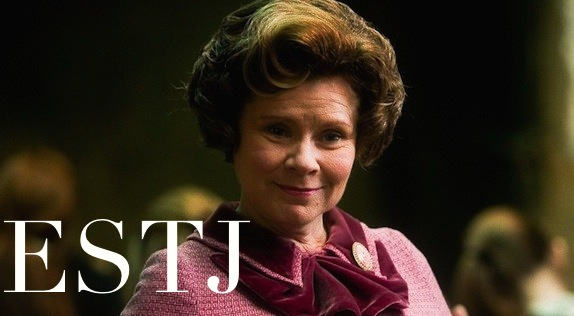 Umbridge ESTJ | Harry Potter MBTI
