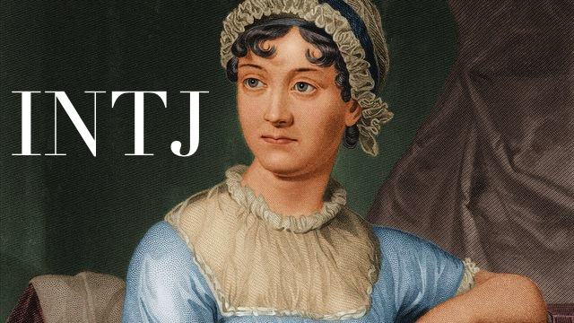 Jane Austen INTJ author mbti