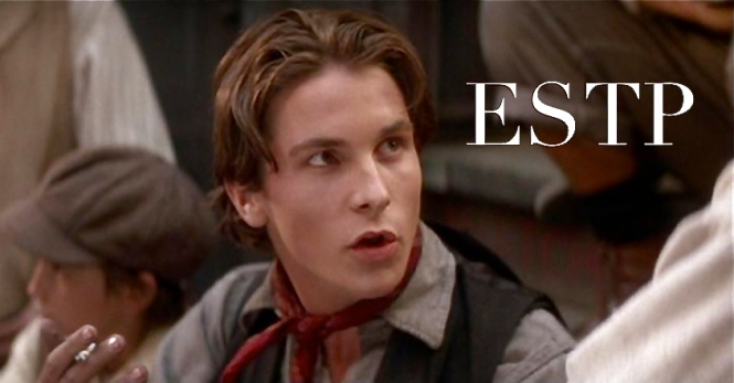 Jack Kelly ESTP | Newsies MBTI