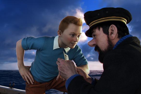 Tintin ESTP | MBTI