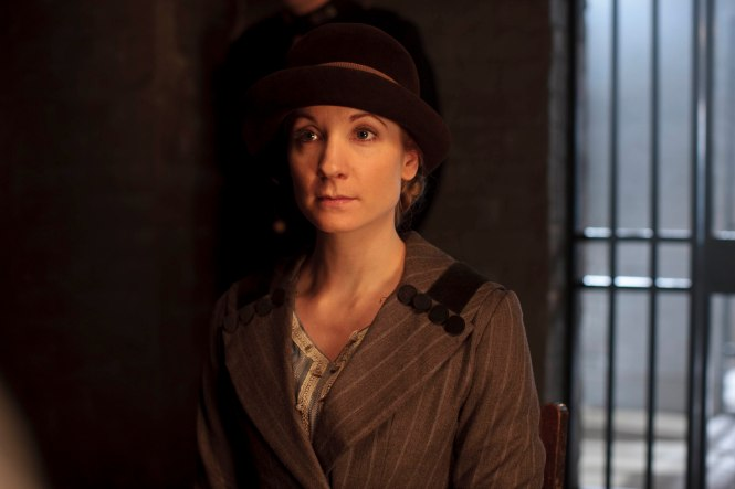 Anna Bates INFP Downton Abbey MBTI