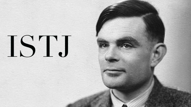 Alan Turing MBTI ISTJ The Imitation Game