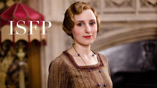 Edith Crawley ISFP | Downton Abbey MBTI