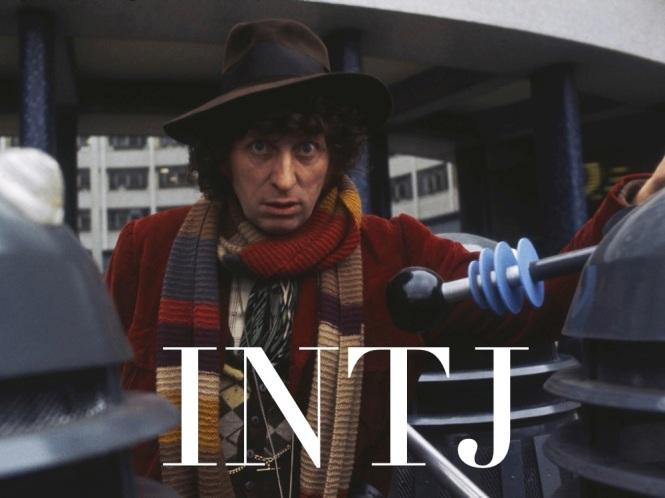 4th doctor who intj mbti