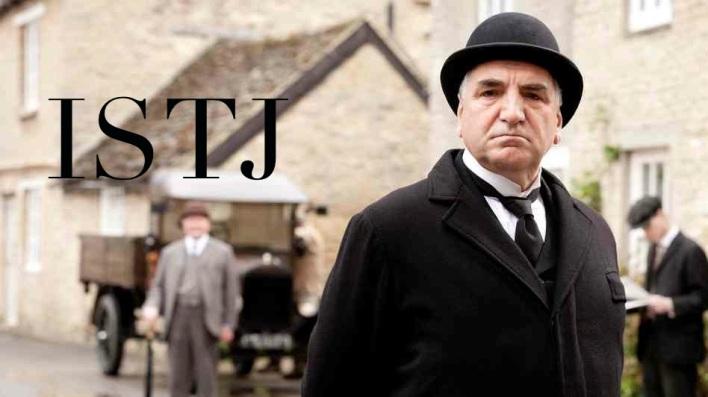 Carson ISTJ | Downton Abbey MBTI
