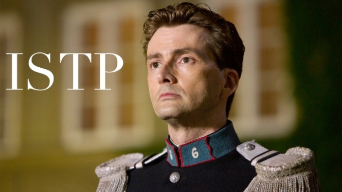 Spies of Warsaw ISTP MBTI