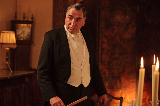 Carson ISTJ | Downton Abbey MBTI