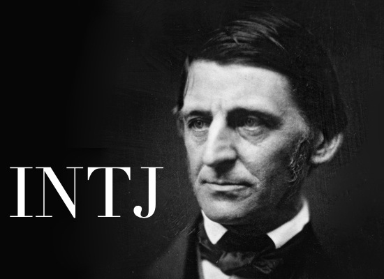 Ralph Waldo Emerson MBTI INTJ