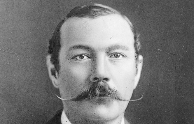 Arthur Conan Doyle MBTI