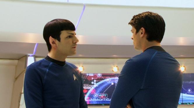 Spock ISTJ | Star Trek MBTI