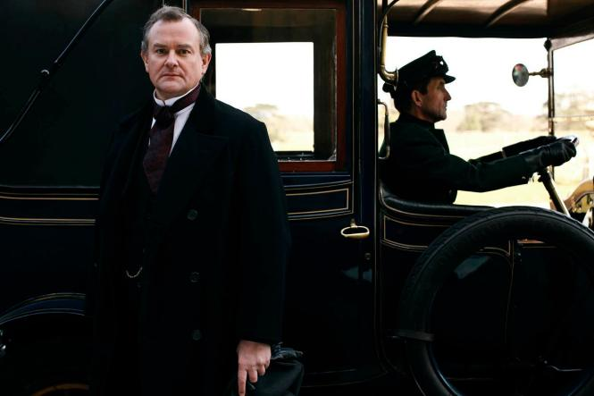 Robert Crawley ISFJ | Downton Abbey MBTI