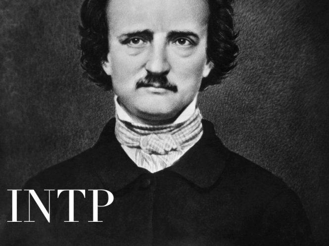 Edgar Allan Poe INTP MBTI
