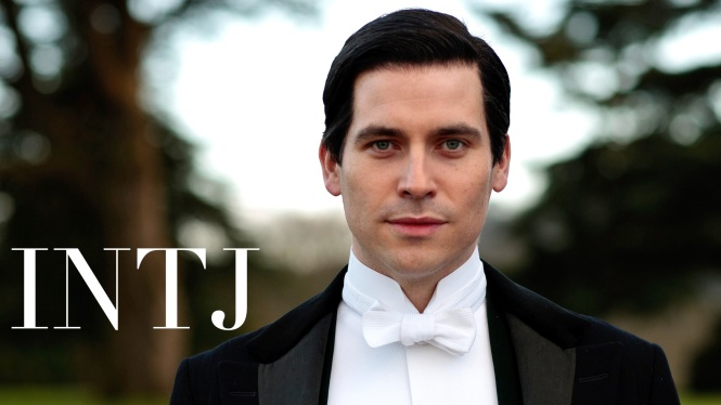 Thomas Barrow INTJ Downton Abbey MBTI