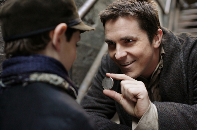 Alfred Borden INTJ | The Prestige #MBTI #INTJ