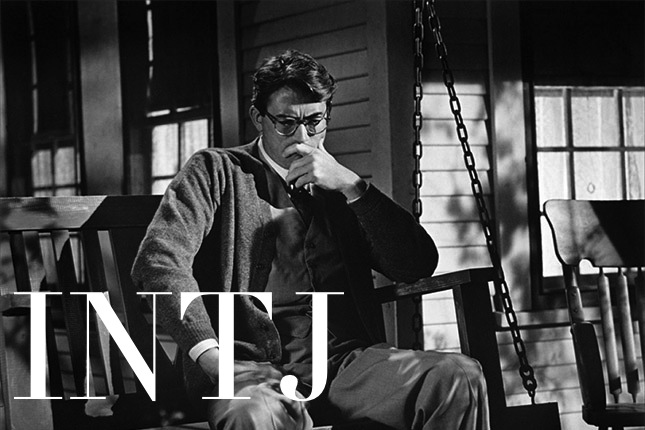 Atticus Finch INTJ | To Kill a Mockingbird #MBTI #INTJ